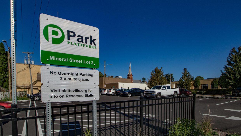Platteville_Parking