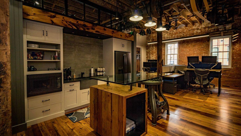 Key City kitchen